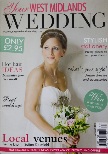 Your West Midlands Wedding Cover