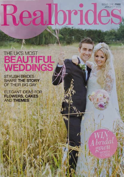 Wedding Ideas Real Brides Supplement 2013