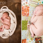 Newborn Baby Portrait Session - Crosby