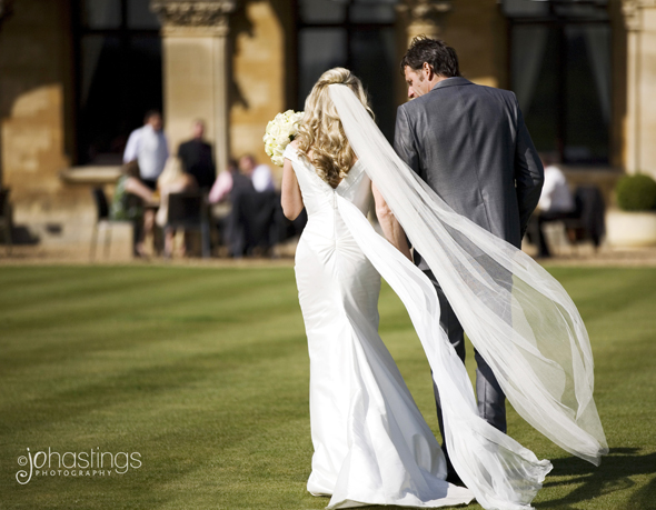 wedding photographer Walton Hall