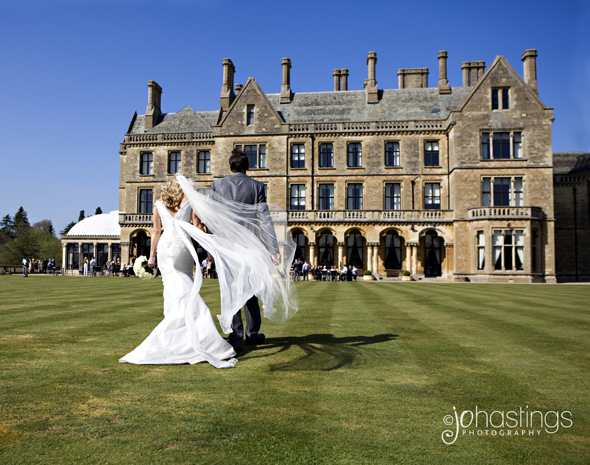 wedding photographer at Walton Hall Stratford