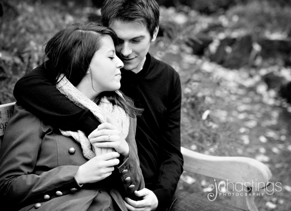 Engagment shoot Birmingham