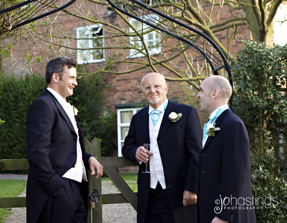 Packington Moor Wedding photographer
