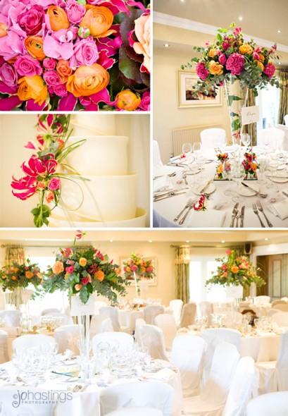 wedding Nuthurst Grange