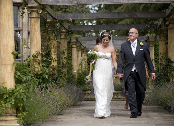 wedding at Moxhull Hall
