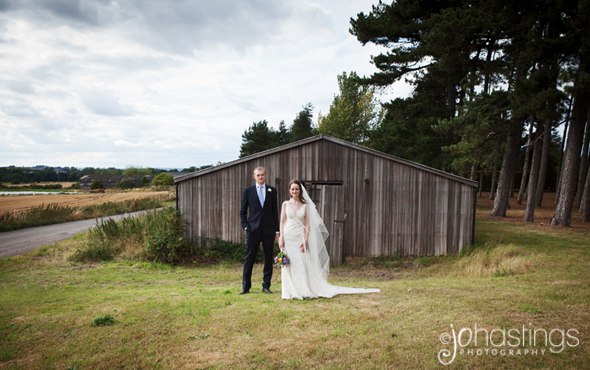 Packington Moor Farm Wedding