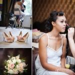 Kylie & Wade - Wedding at Moxhull Hall
