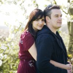 Sonia & Andrew Engagement Shoot - Princethorpe College