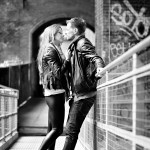 Rob & Louise - Birmingham Engagement Shoot