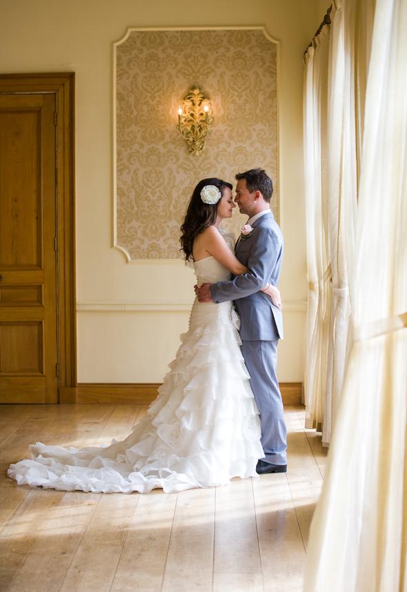 wedding at Alrewas Hayes