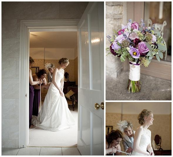 Wedding Tythe Barn Launton