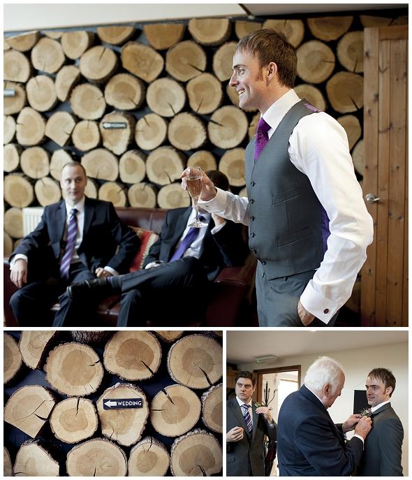 wedding photographer The Thythe Barn