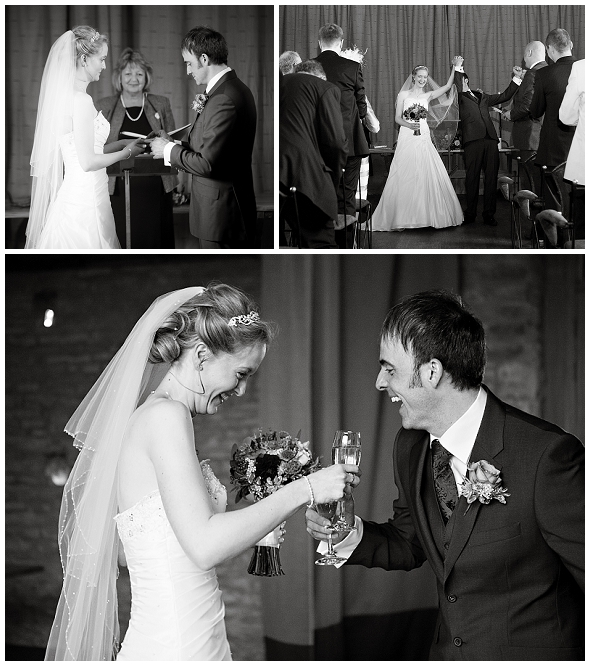 Cotswolds reportage wedding photographer