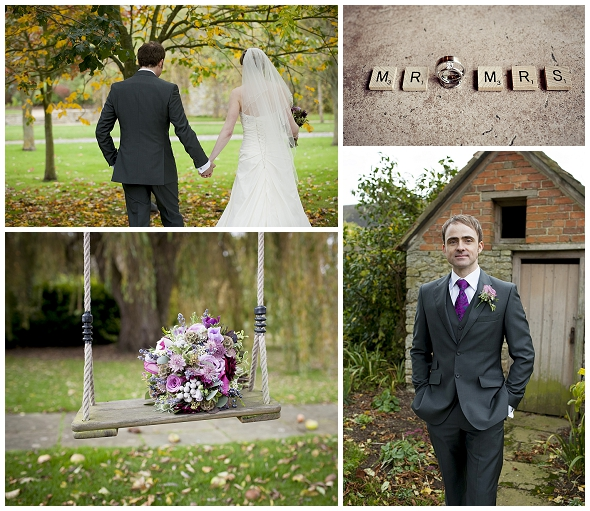 Vintage wedding photographer Cotswolds