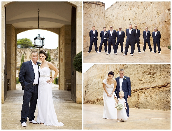 Destination wedding photographer Cap Rocat