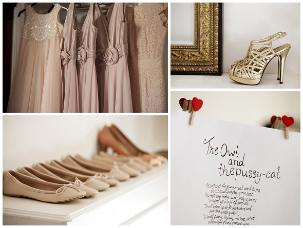 Newhall Hotel & Spa Wedding