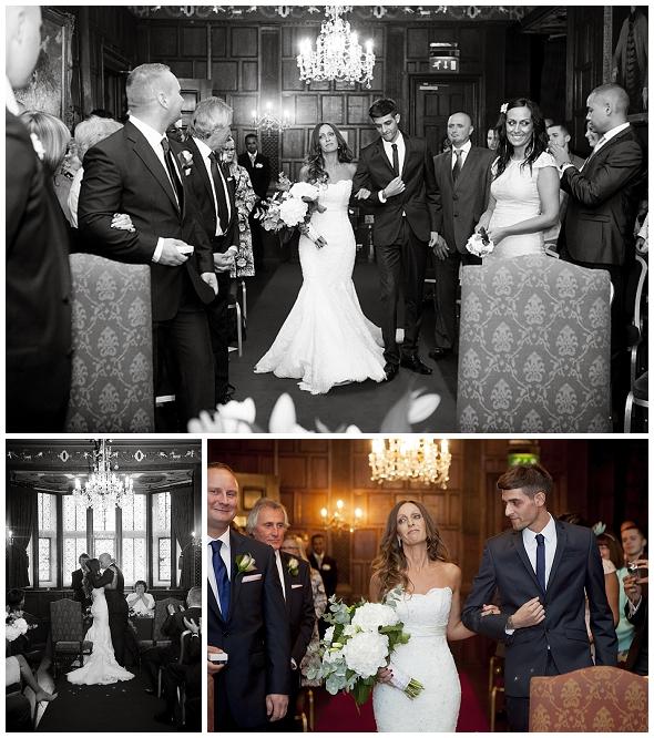 Birmingham wedding photographer Newhall