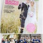Real Brides Magazine Feature