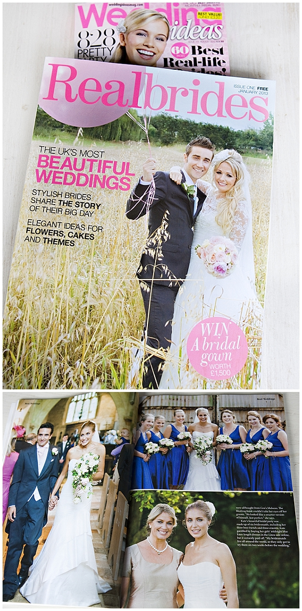 Published wedding photographers UK