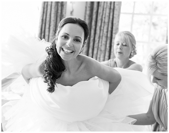 natural wedding photographer Midlands