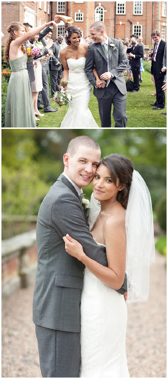 Shropshire wedding