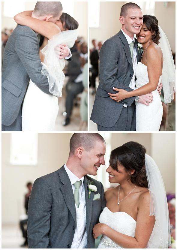 Modern wedding photographer Shropshire
