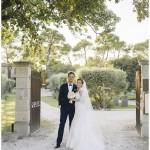 Mas de la Rose Wedding, Provence - Alina & Gregoire