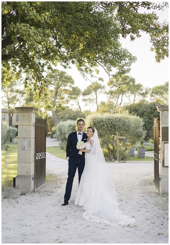 wedding Mas de la Rose, Provence