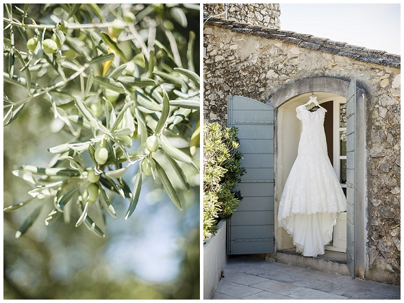 Destination wedding Provence