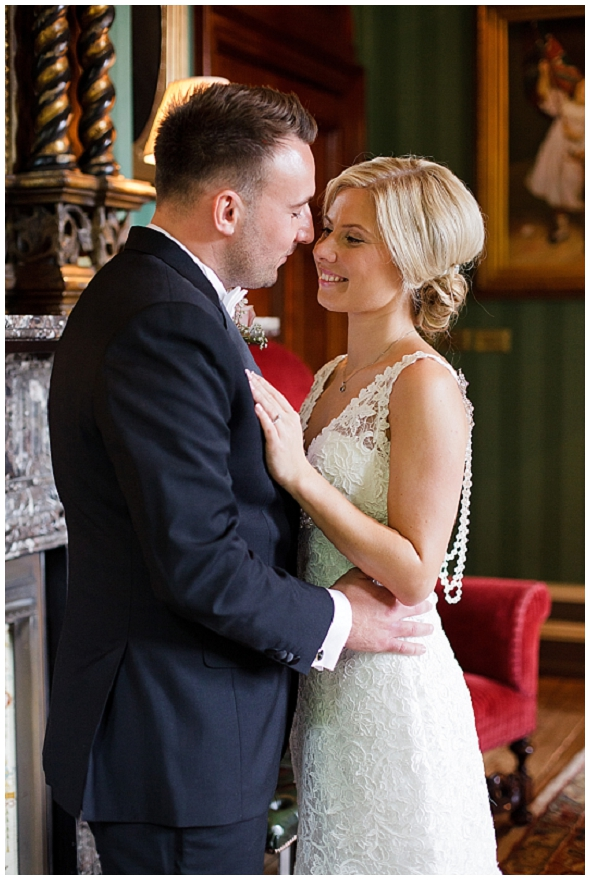 winter wedding Kilworth House