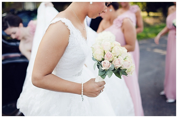 Wedding at St Chads Wishaw