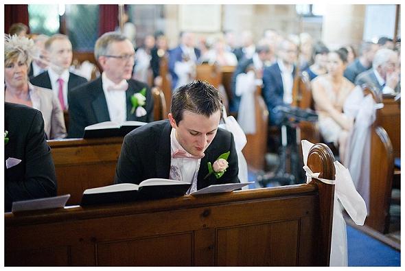 St Chads Wishaw Wedding