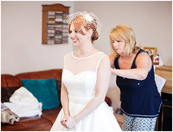 Sutton Coldfield wedding photographer