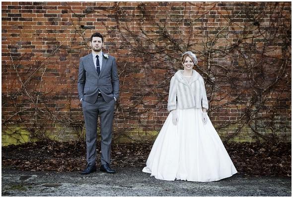 wedding photographer Swinfen Hall
