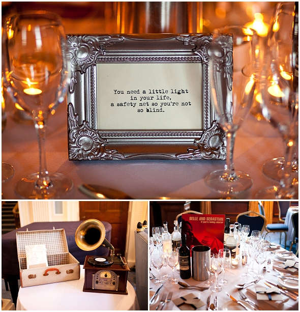 winter wedding Swinfen Hall