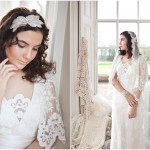 Romantic Styled Bridal Shoot at Iscoyd Park