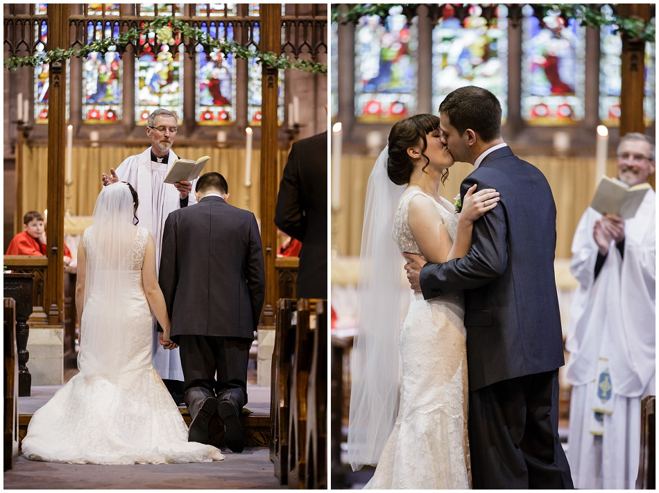 wedding Polesworth Abbey