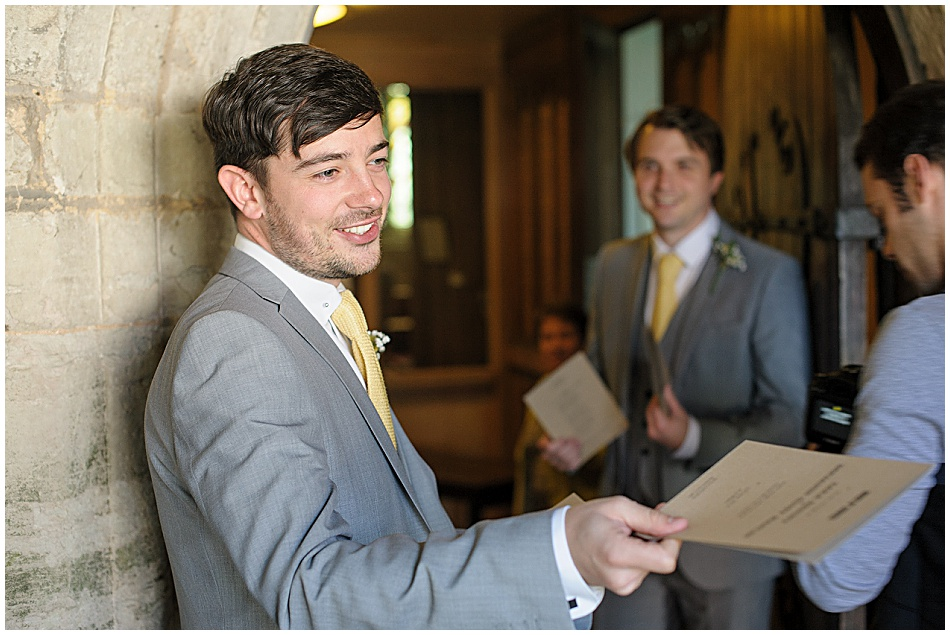 Ben Hanlin Wedding Photographer