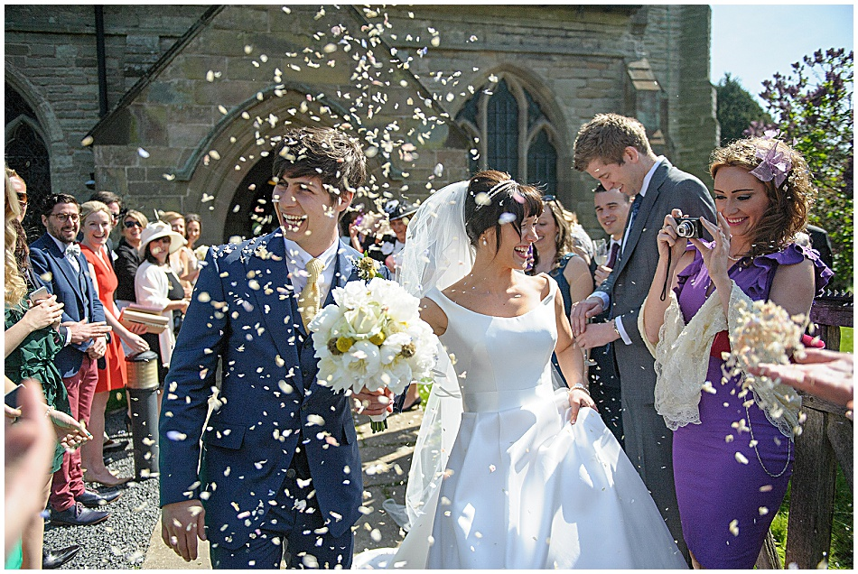 Wedding of Ben Hanlin