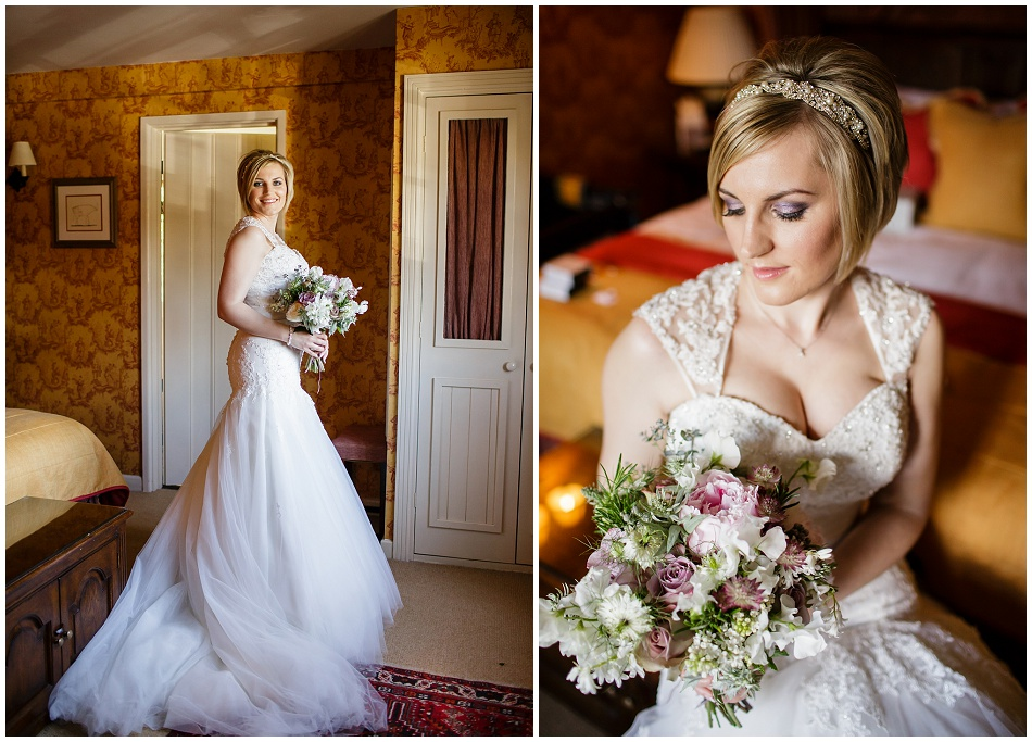 wedding photographer The Manor House, Moreton in Marsh