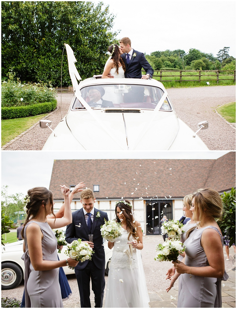 Redhouse Barn Wedding Photographer