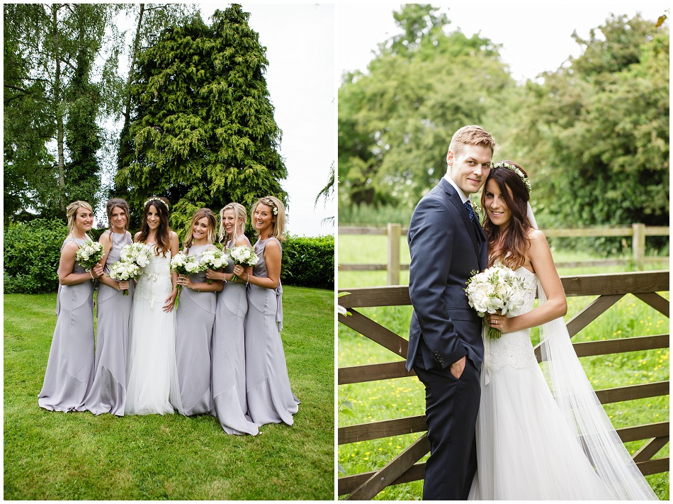 wedding at Redhouse Barn, Worcestershire