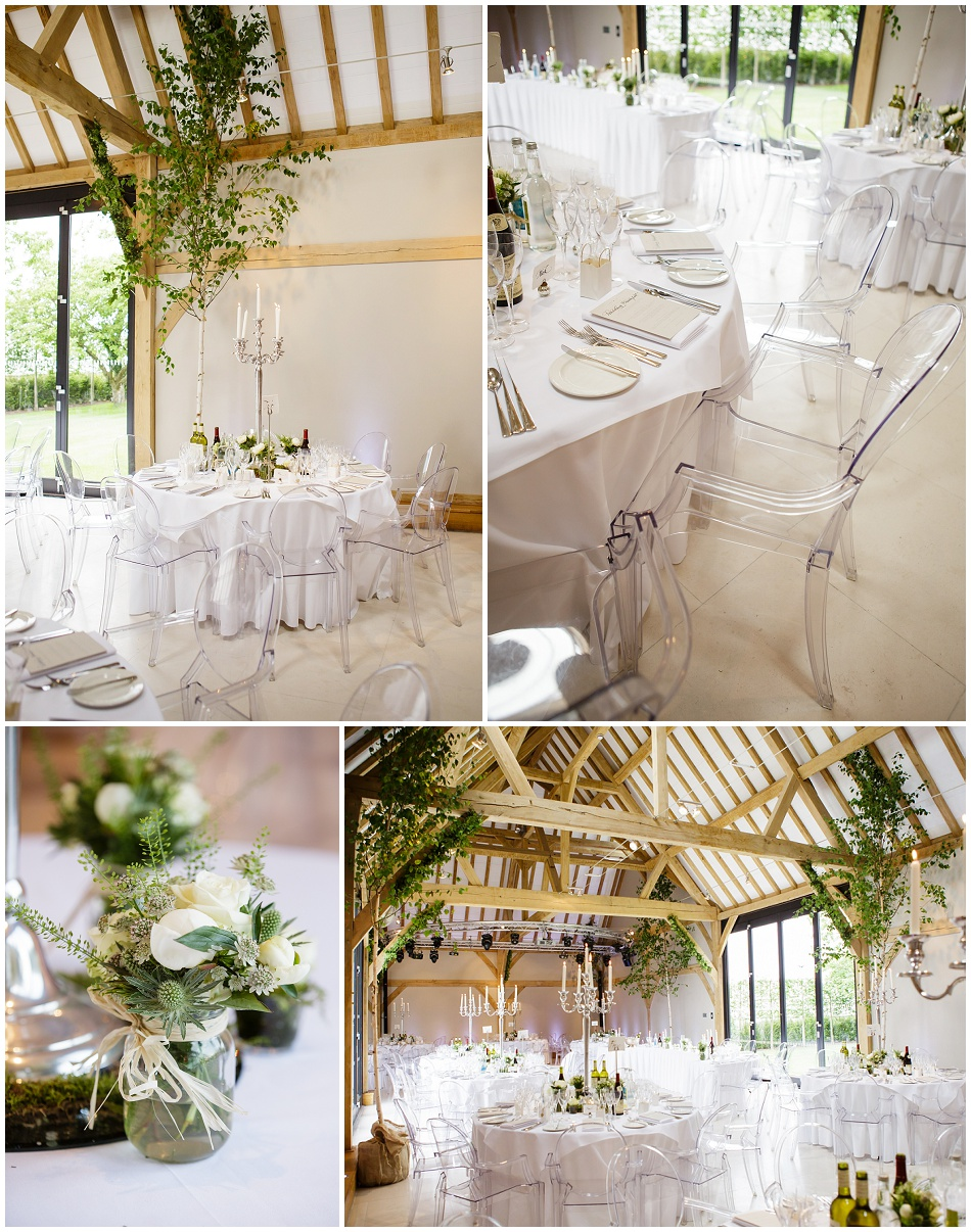 Redhouse Barn Wedding
