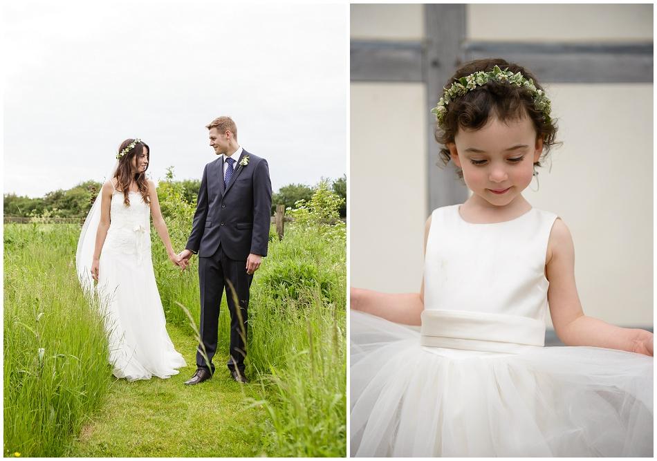 Wedding photographer Redhouse Barn
