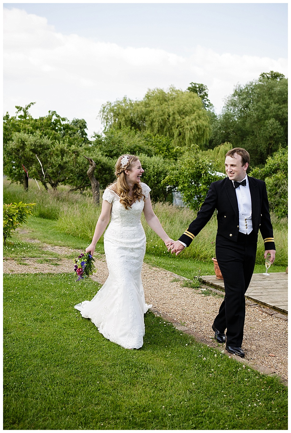 wedding at Talton Lodge Stratford Upon Avon