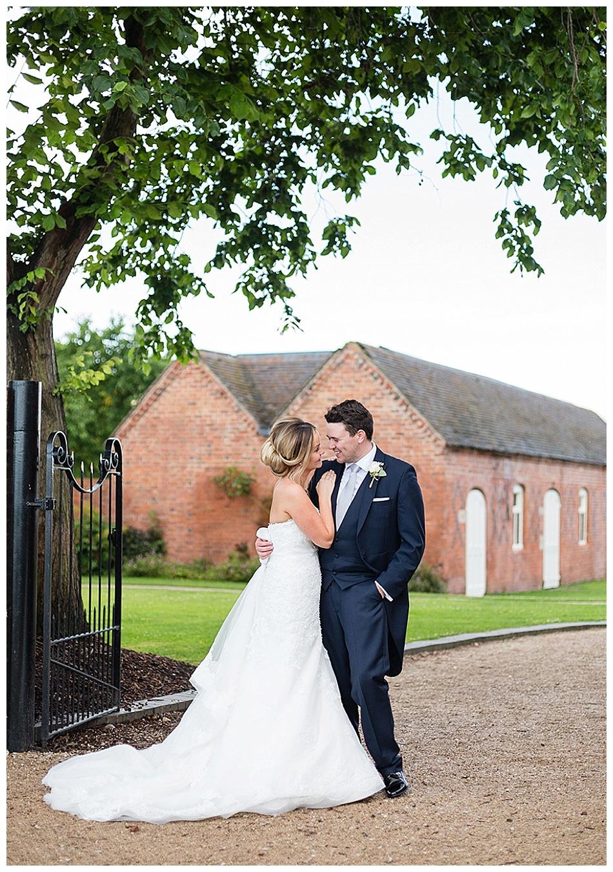 wedding Alrewas Hayes