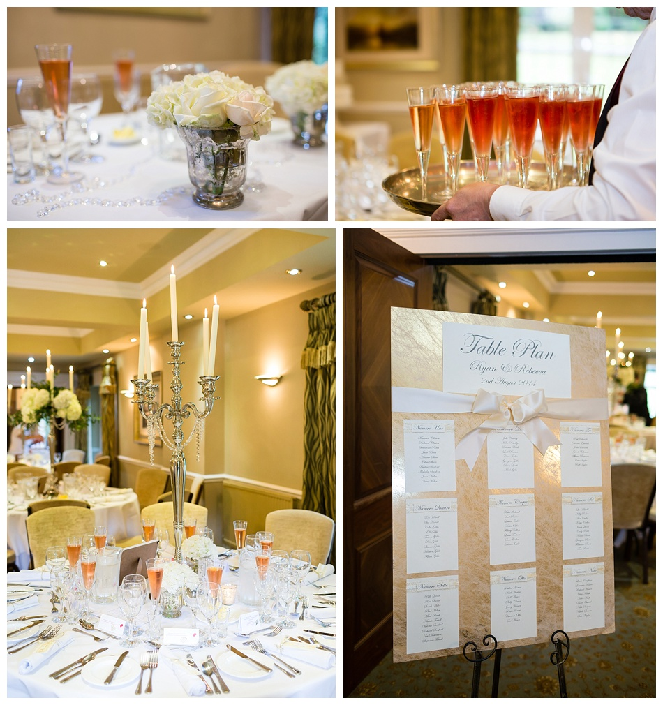 Nuthurst Grange Wedding