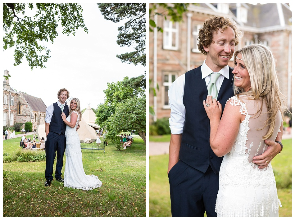 Creative wedding photographer West Midlands