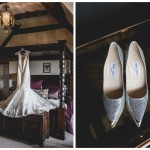 Lucy & Jason - Winter Wedding at Weston Hall, Staffordshire