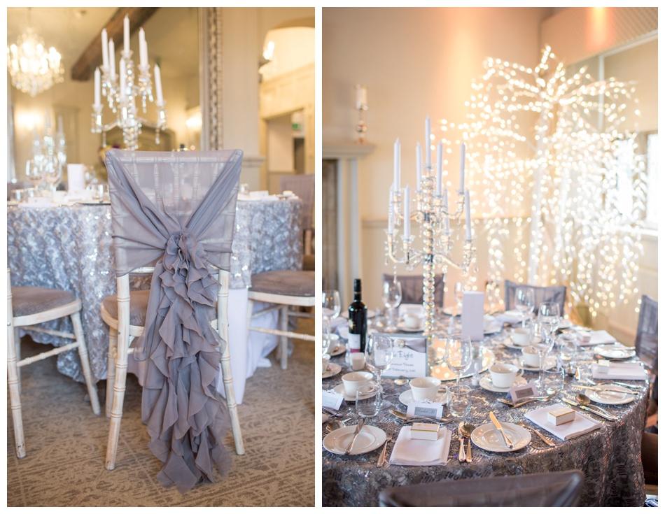 grey wedding theme